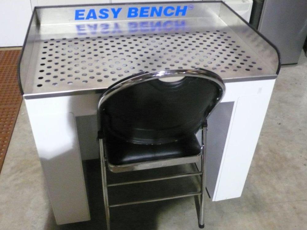 Downdraft Tables Easy Bench